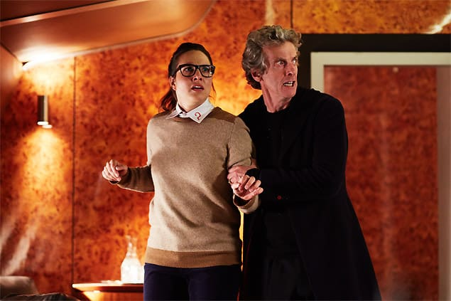 The return of osgood doctor who