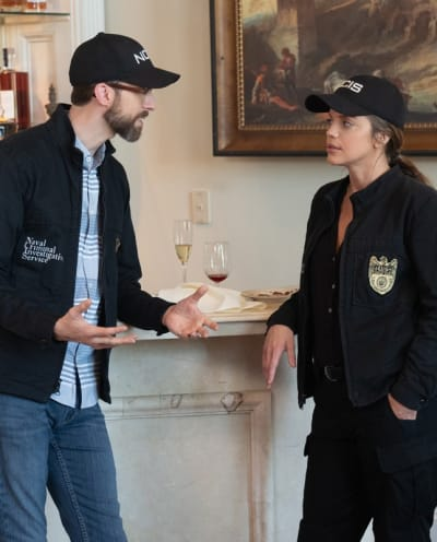 A Lesson in Manners - NCIS: New Orleans Season 5 Episode 19