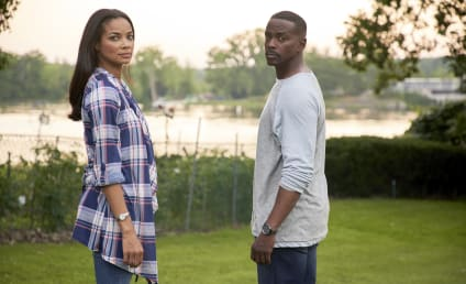 Rochelle Aytes and Keith Robinson Preview Redemption in Cherry Springs