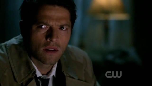 Castiel The Pizza Man - Supernatural