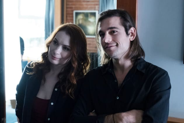 Poppy and Quentin - The Magicians Season 3