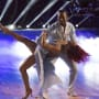 Josh Norman Wears a Shirt - Dancing With the Stars: Athletes Season 26 Episode 4