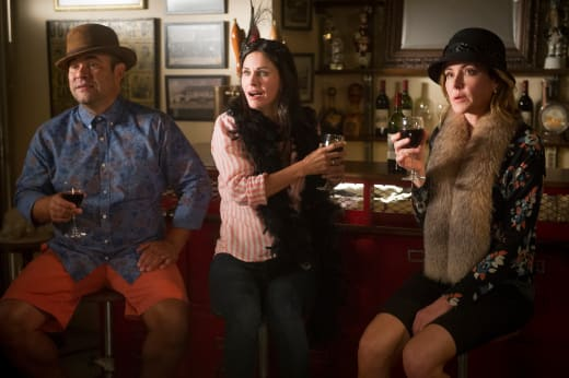 No More Wine! - Cougar Town