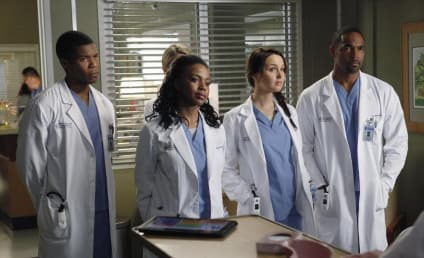 Grey's Anatomy Review: Difficulty Juggling