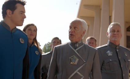 The Orville Season 2 Episode 5 Review: All the World Is Birthday Cake