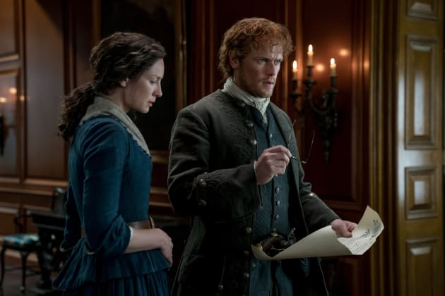 Shocking News - Outlander Season 4 Episode 13