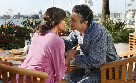 Kiss to Come? - Jane the Virgin Season 1 Episode 17