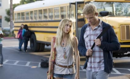 """Grade the 90210 Episode """"Women's Intuition"""""""