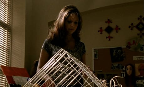 Scene Of The Crime - Buffy the Vampire Slayer Season 1 Episode 6