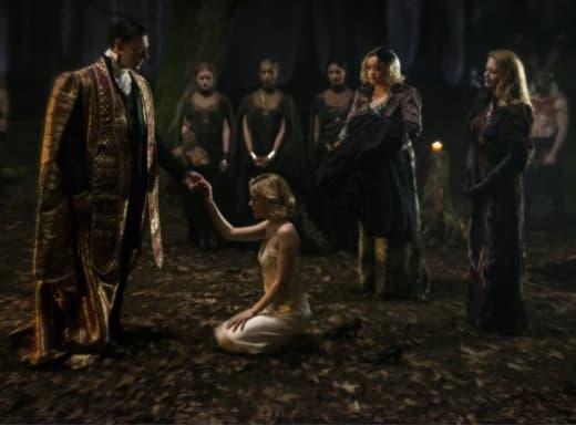A Dark Baptism for Sabrina