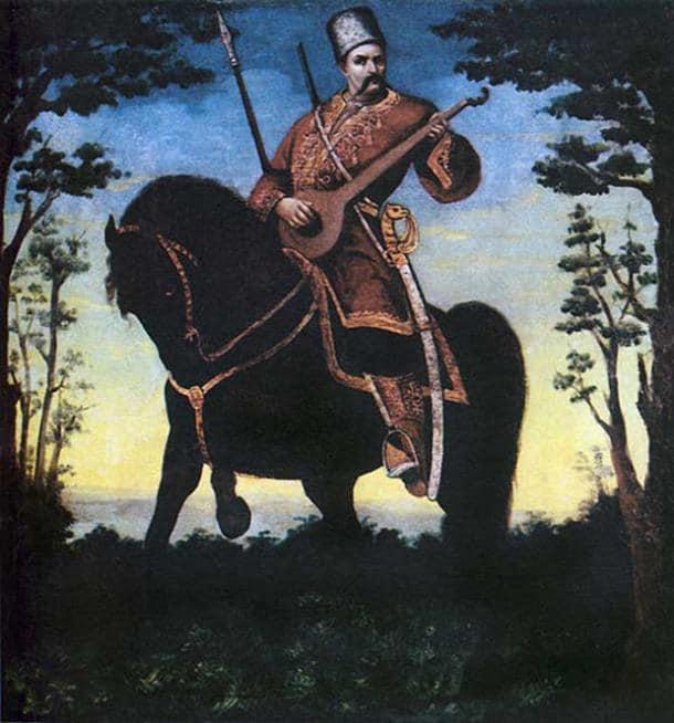 Cossack Sorcerers (Legacies)