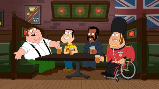 Family Guy English Stream