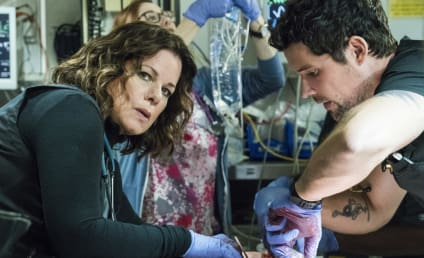 Code Black Season 3 Episode 1 Review: Third Year