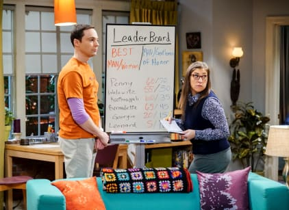 Watch The Big Bang Theory Season 11 Episode 12 Online