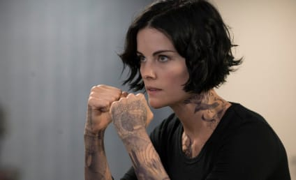 Blindspot Lands Full Season Order at NBC