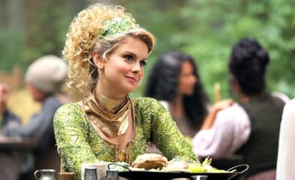 Rose McIver Talks Tinker Bell, Fairy Tales and iZombie