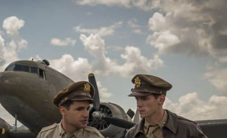 Yossarian and Clevinger Argue - Catch-22 Season 1 Episode 2