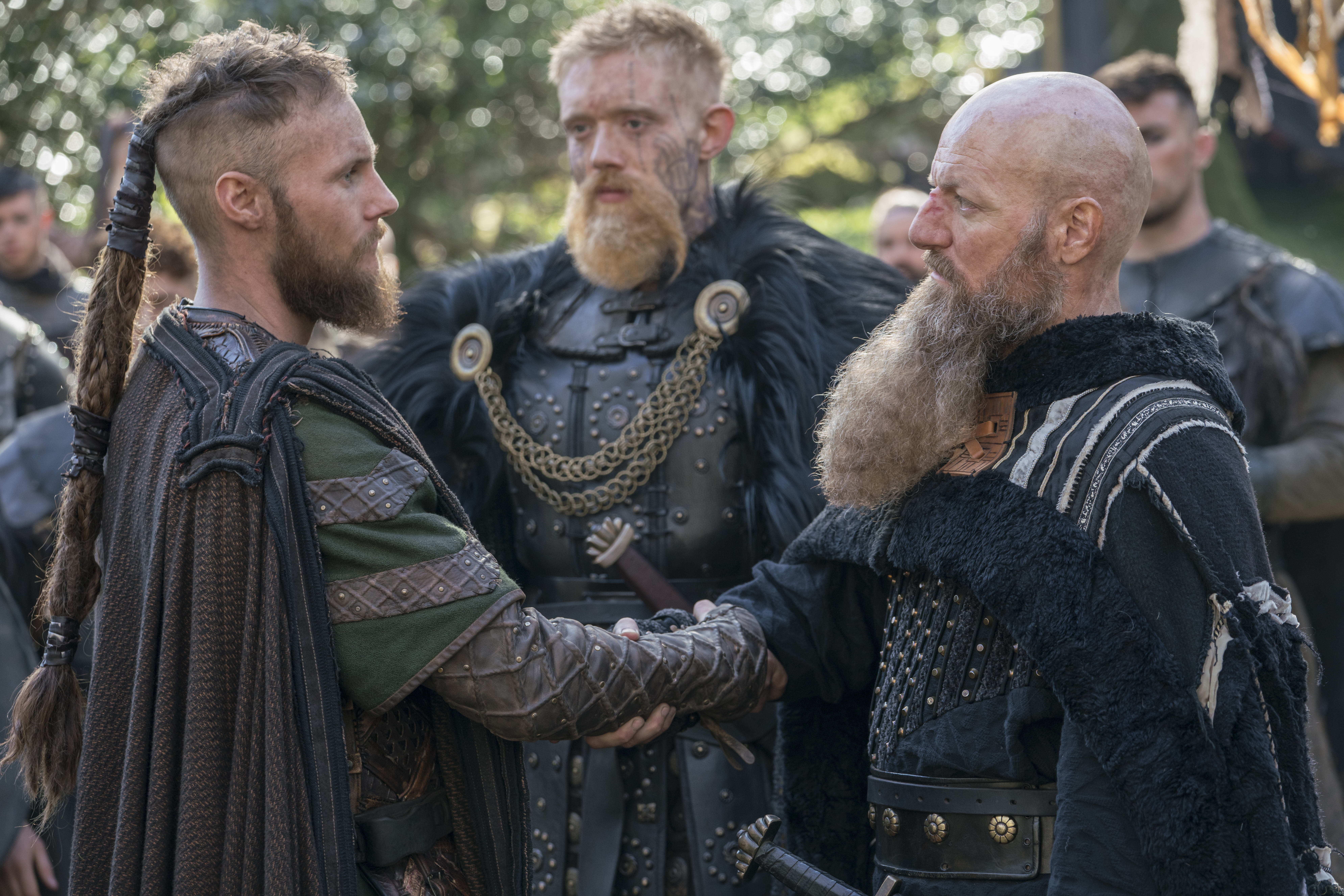 Vikings Season 5 Episode 18 Review Baldur Tv Fanatic