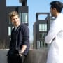 Rooftop Conversations - The Resident Season 1 Episode 12