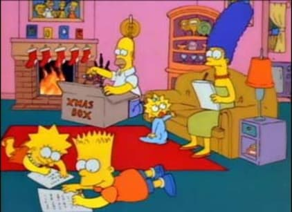 Watch The Simpsons Season 1 Episode 1 Online