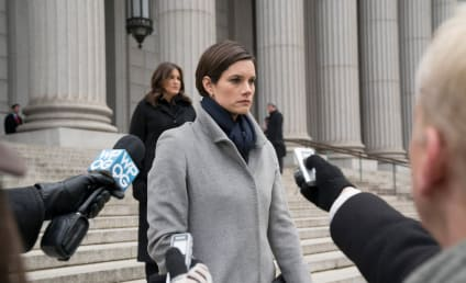 Law & Order: SVU Season 18 Episode 14 Review: Net Worth