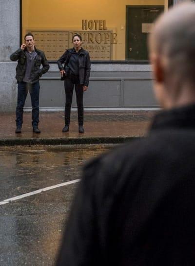 Showdown Alert - Debris Season 1 Episode 5