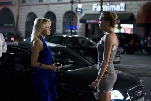 Amanda and Ella