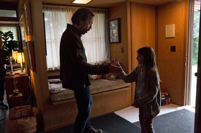 Father and Daughter Time - Ten Days In the Valley Season 1 Episode 1