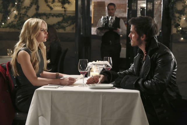 Emma and Killian - Once Upon a Time