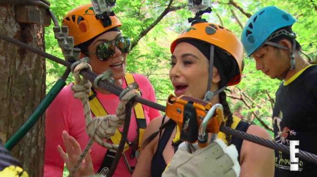 Kim Kardashian in Thailand