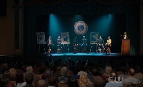 Student Council Debate - Riverdale Season 2 Episode 17