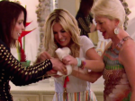 A Drinking Injury - The Real Housewives of New York City