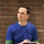Sheldon is Working Hard - The Big Bang Theory Season 10 Episode 20