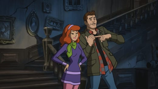 Dean And Daphne - Supernatural Season 13 Episode 16