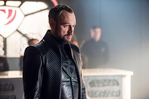 What Is Daron Up To - Krypton Season 1 Episode 4