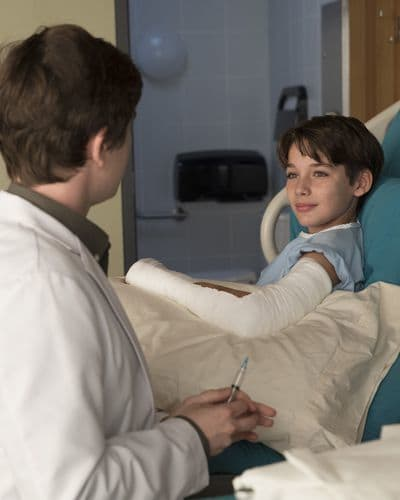 Looking At the Past - The Good Doctor