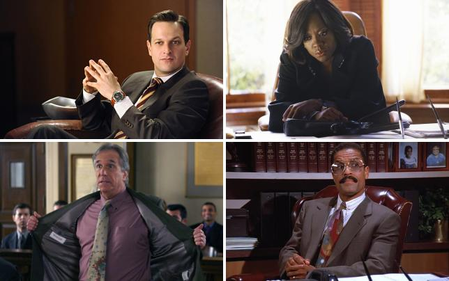 Josh charles as will gardner the good wife