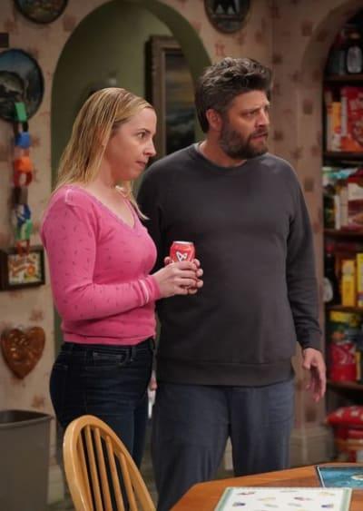 Becky e Ben estão chocados - The Conners 2ª temporada, episódio 18