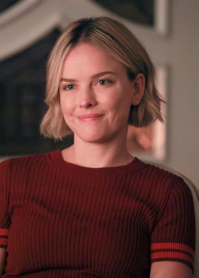 Margaret Smirks - Tall  - A Million Little Things Season 3 Episode 2