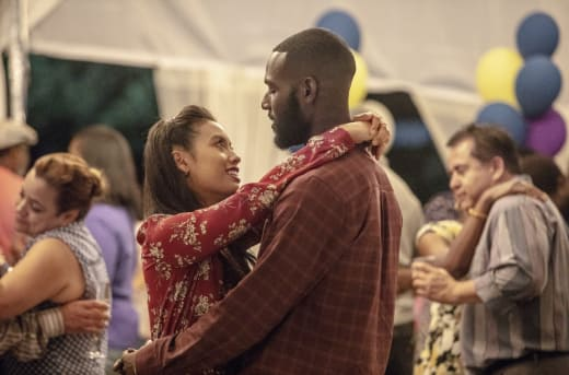 Ralph Angel Invites Trinh - Queen Sugar Season 3 Episode 7
