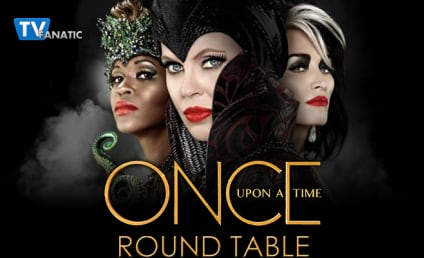 Once Upon a Time Round Table: Here Comes the Spell