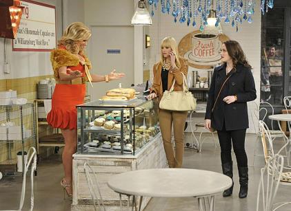 Watch 2 Broke Girls Season 2 Episode 11 Online