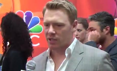 Diego Klattenhoff Interview