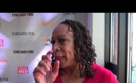 S Epatha Merkerson Speaks on Chicago Med