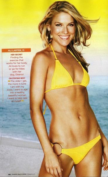 Ali Larter Bikini Pic