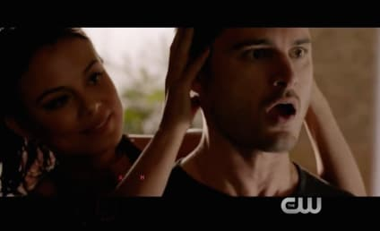 The Vampire Diaries Promo: Sybil Meets Elena!