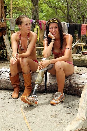 Alina and Kelly B