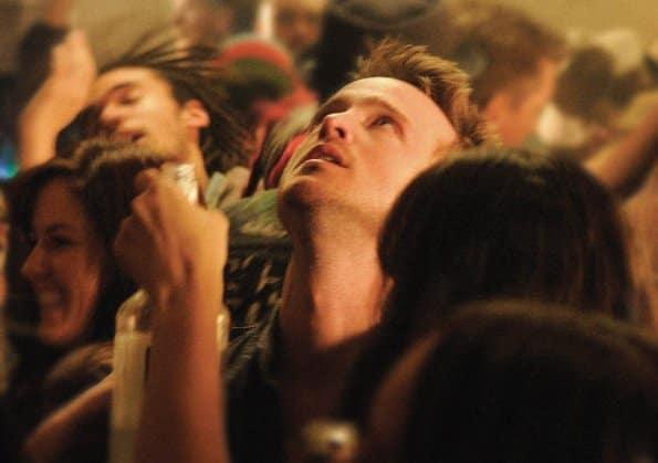 Jesse Pinkman Partying