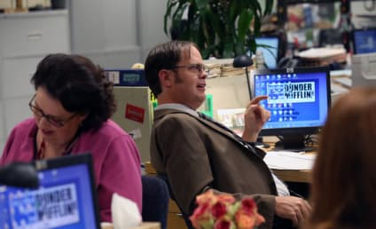 The Office Review: Pipe Sandwich