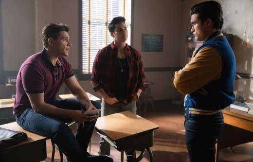 Tickle Trio - Riverdale Season 4 Episode 18
